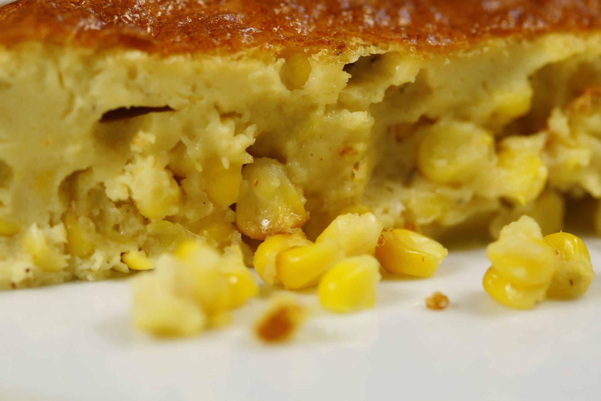 Corn Bread Pudding
