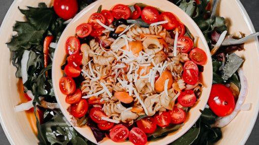 Bone Suckin' Asian Salad