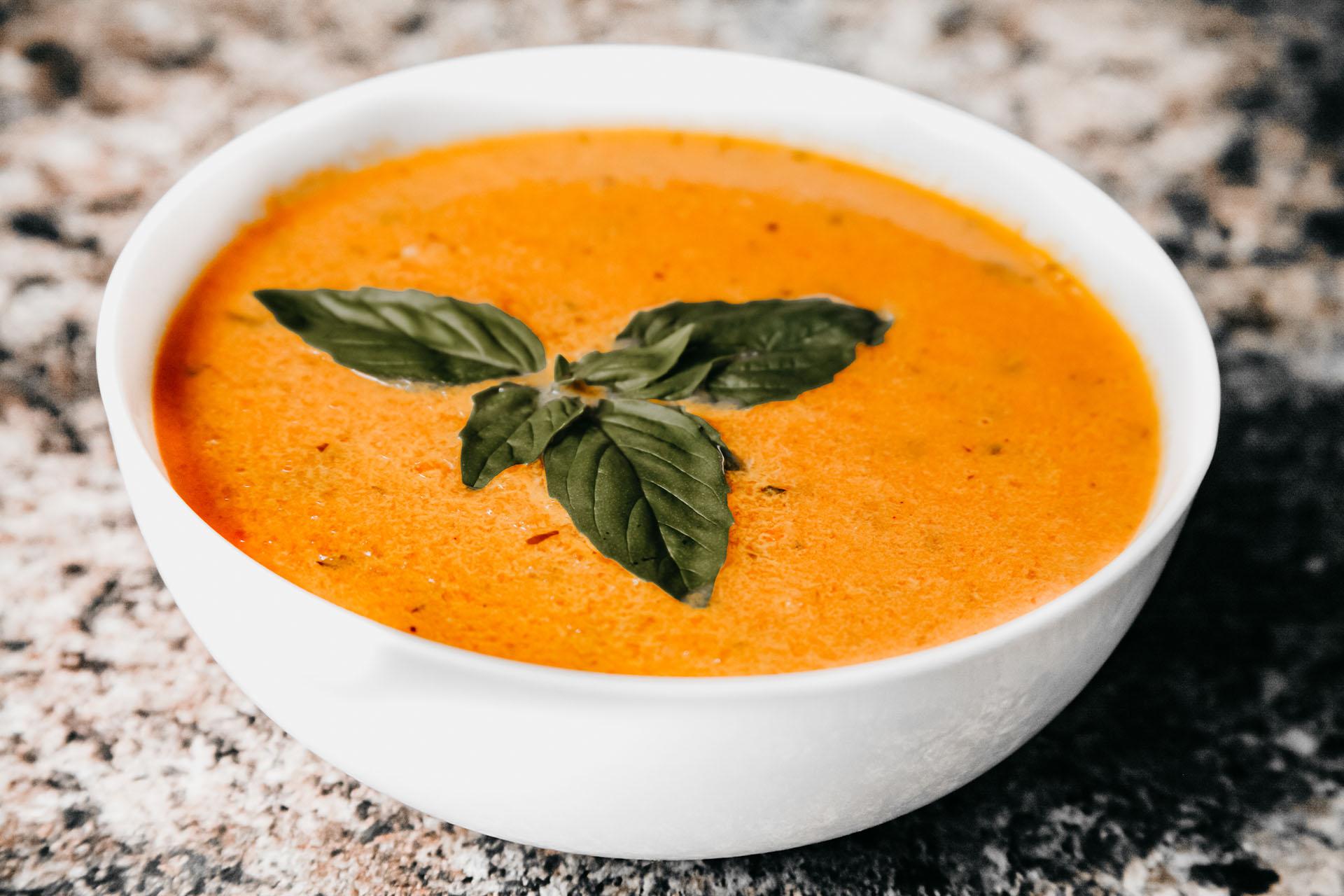 Bone Suckin' Cream of Tomato Soup