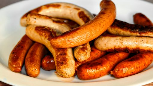 Bone Suckin' Grilled Sausage