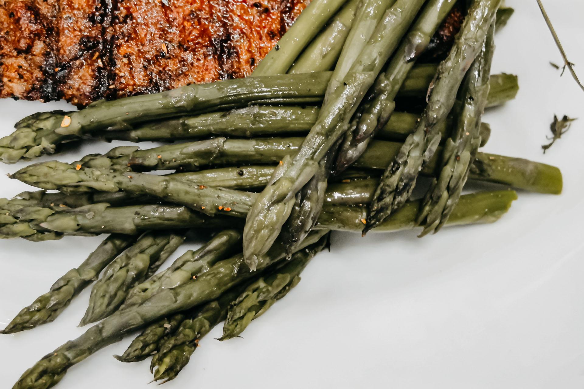 Bone Suckin' 4 Step Asparagus