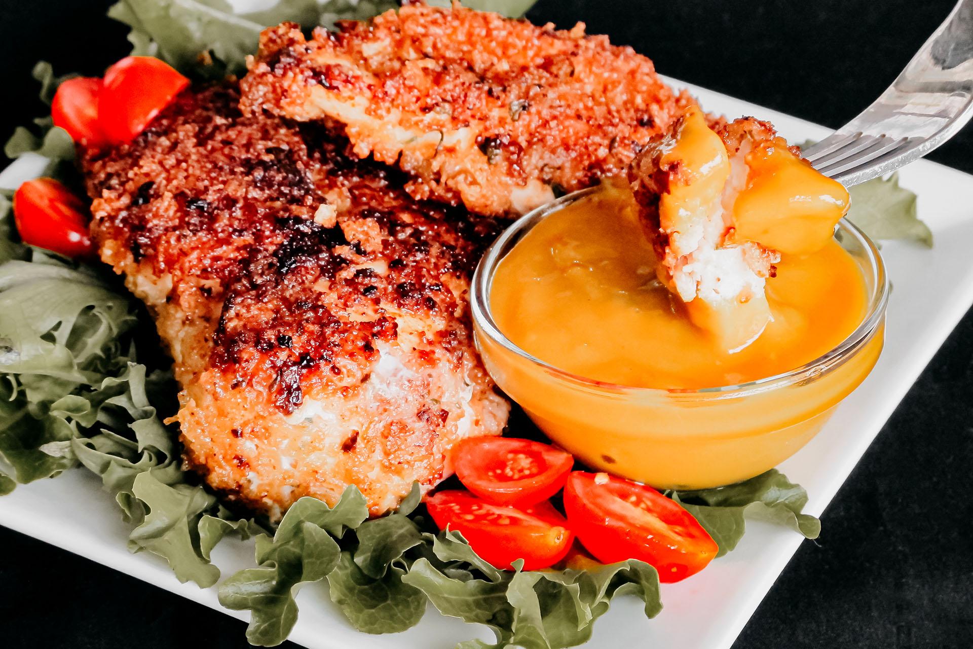 Bone Suckin' Gluten Free Fried Chicken