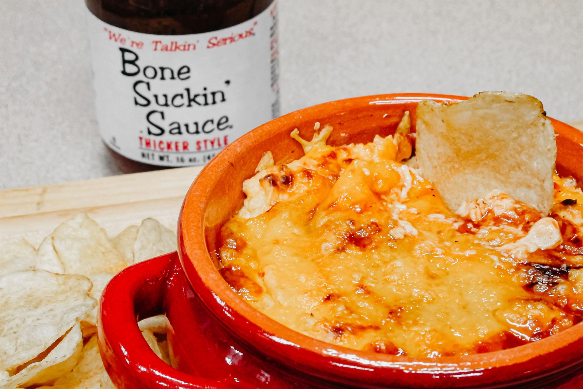 Bone Suckin' Chicken Dip