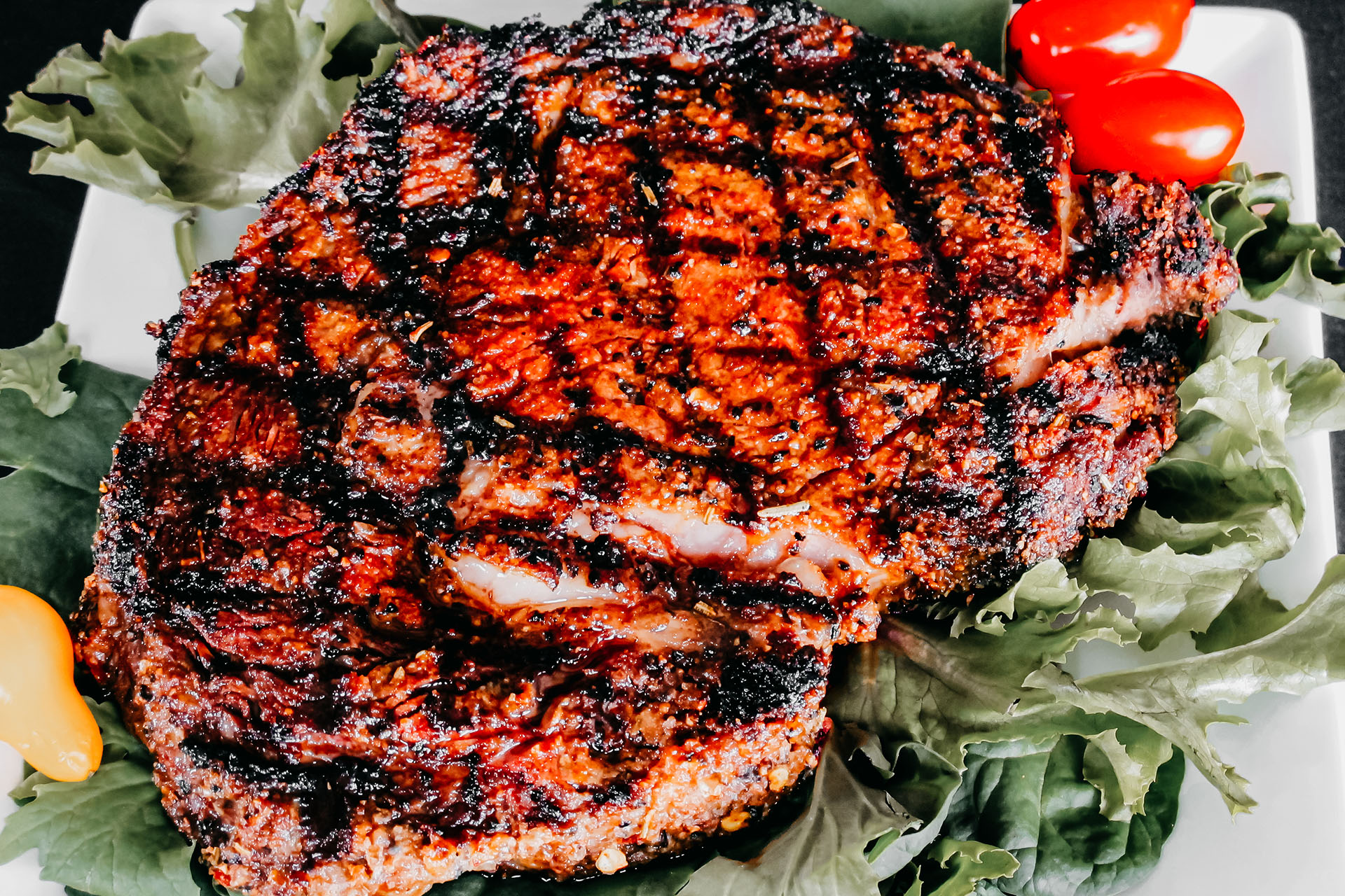 Bone Suckin' 4 Step Steak