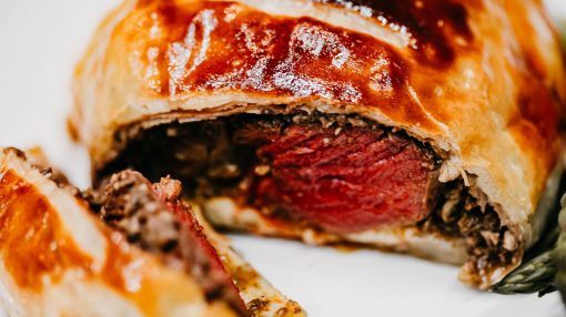 Bone Suckin' Beef Wellington