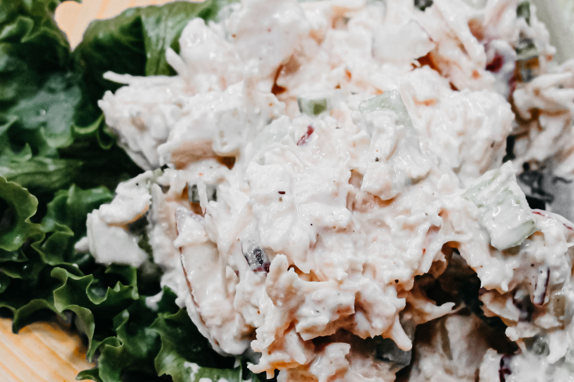 Bone Suckin' Chicken Salad