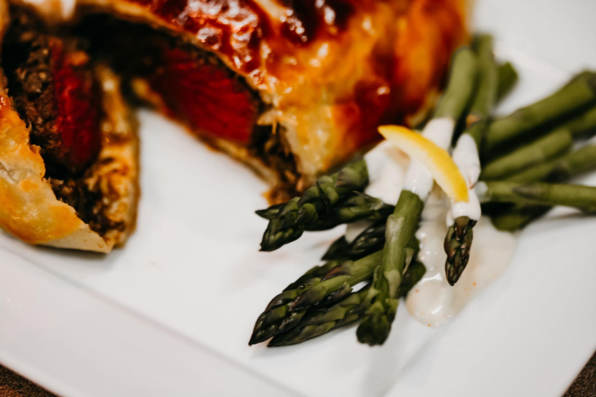 Bone Suckin' Grilled Asparagus