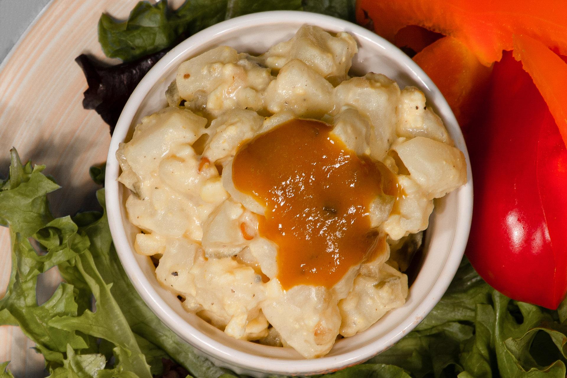 Bone Suckin' Grandma Mae's Potato Salad