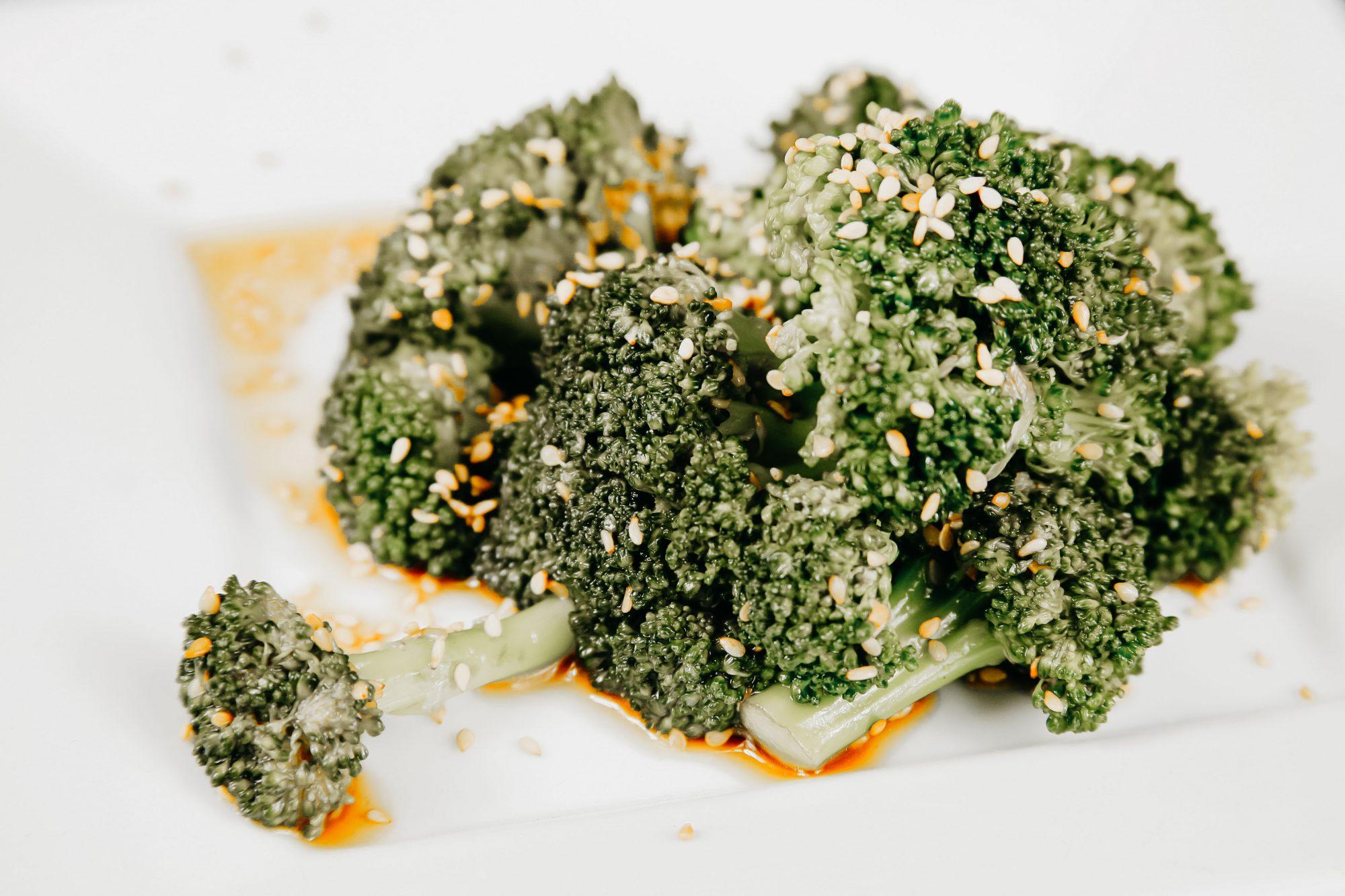 Bone Suckin' Yaki Broccoli