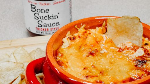 Bone Suckin' Chicken Dip