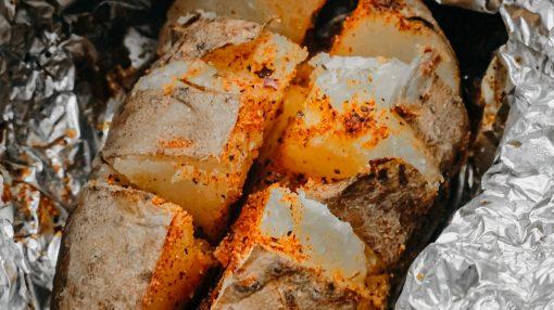Bone Suckin' Baked Potato