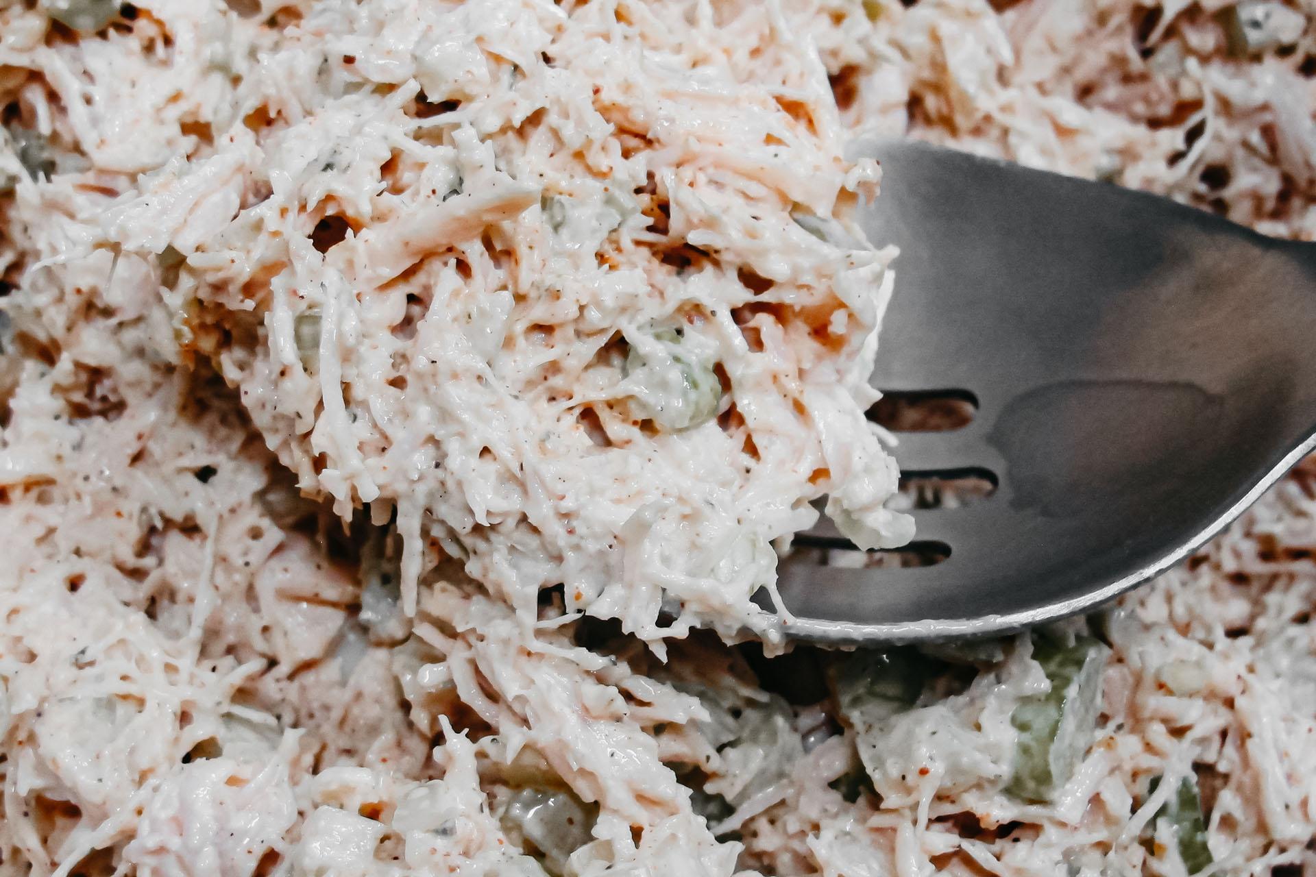 Bone Suckin' Easy Chicken Salad