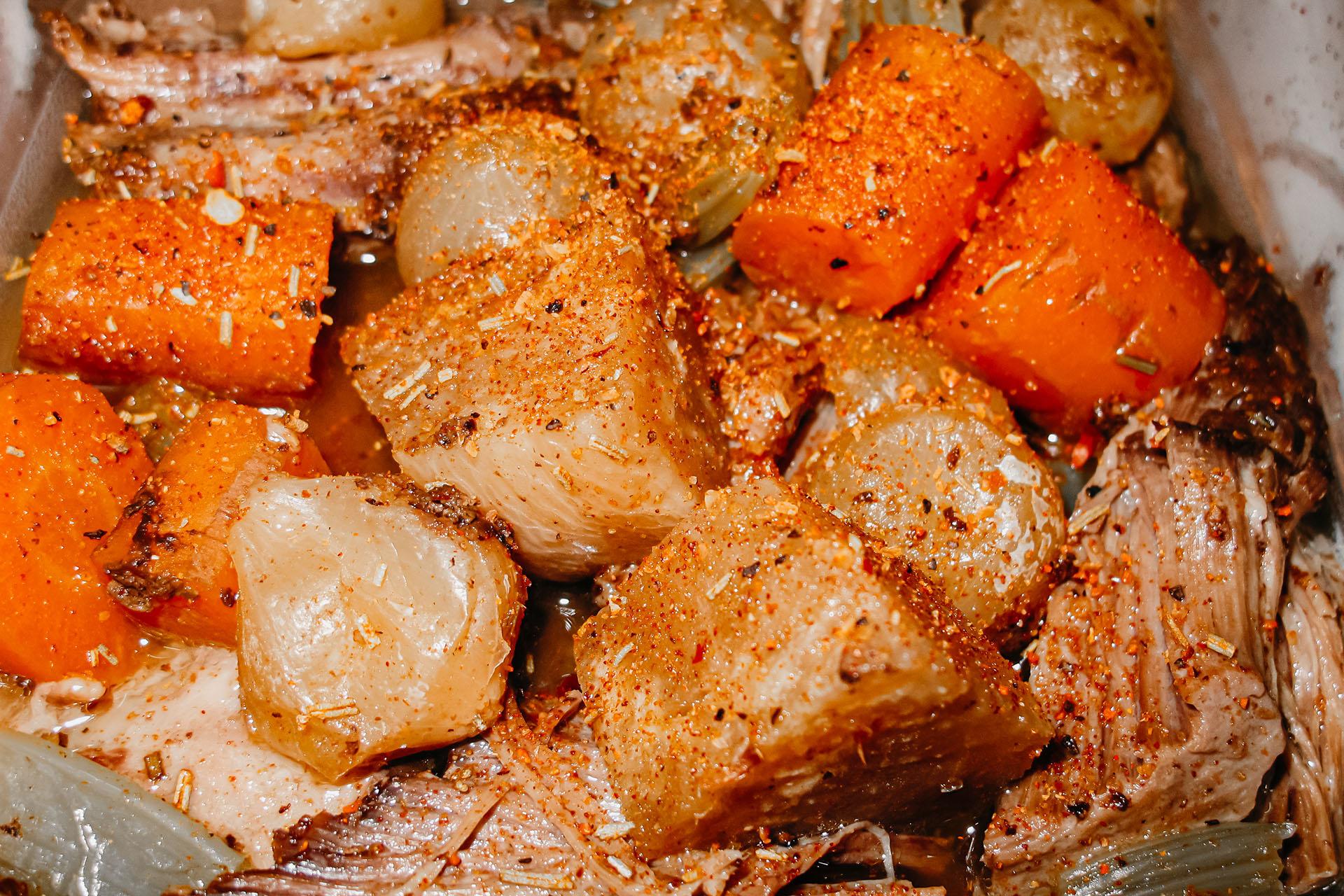 Bone Suckin' Sunday Pot Roast