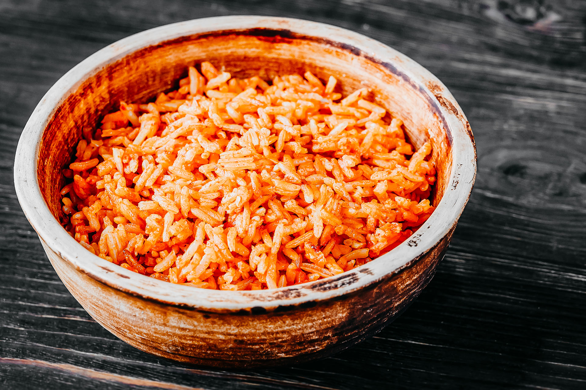 Bone Suckin' Mexican Rice
